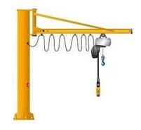 悬臂起重机的使用与操作安全规范